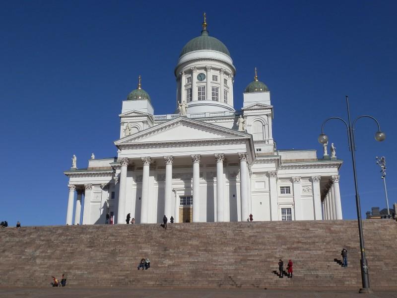 Helsinki, Finland (image: Pixabay)
