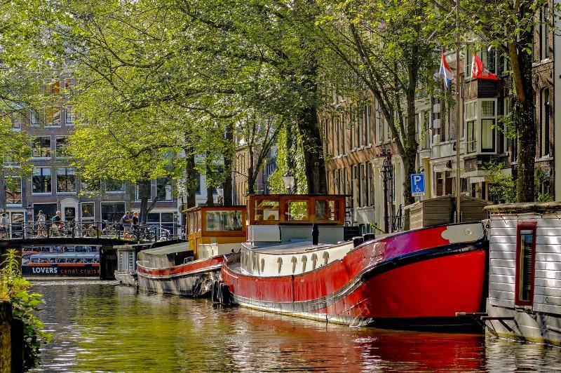 Amsterdam (image: Pixabay)
