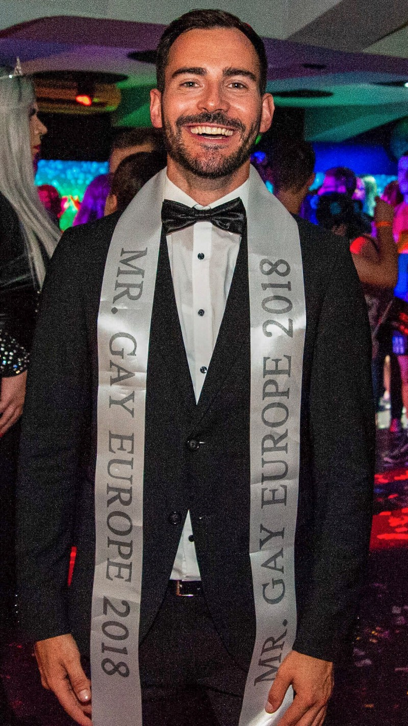 Mr Gay Europe (image supplied)