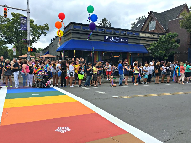 Rochester Pride Festival (image supplied)