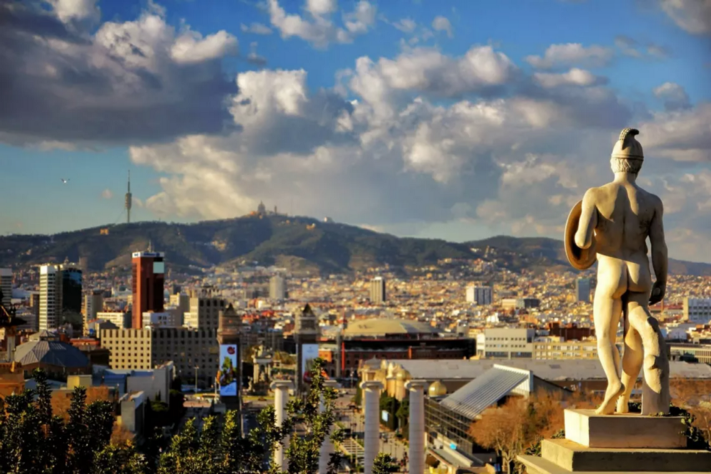 Barcelona, Spain (image: Pixabay)