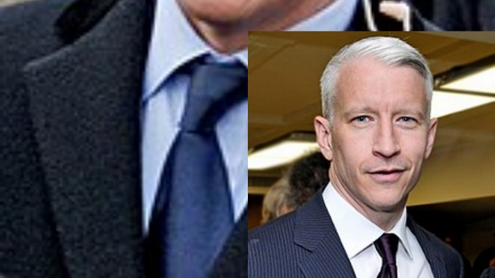 Anderson Cooper (image published via Wikipedia)