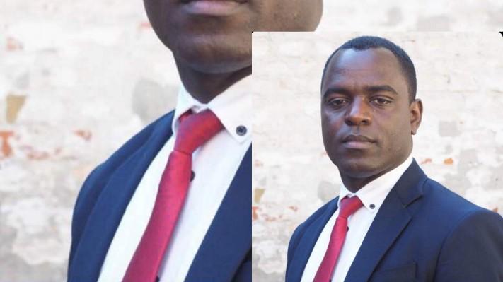 Frank Mugisha (image published via Twitter)
