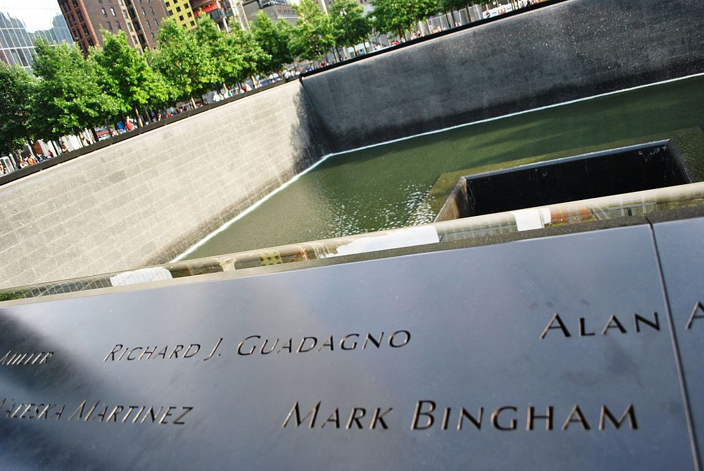 9/11 Memorial & Museum, New York City (image published via Wikipedia)