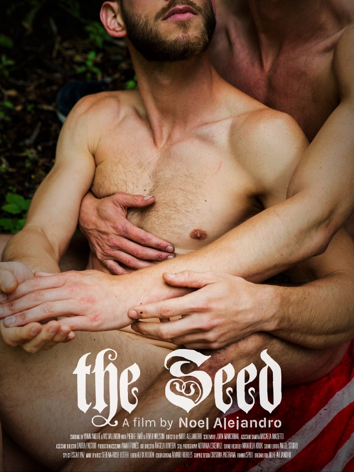 The Seed by Noel Alejandro (image supplied)