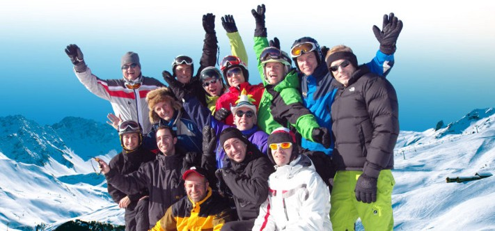 Image courtesy of Arosa Gay Ski Week