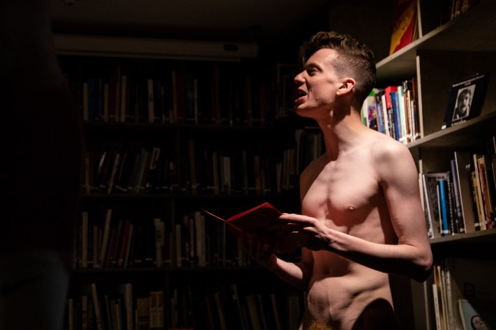 Naked Boys Reading (image supplied)