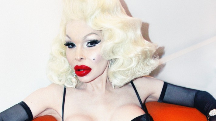 Amanda Lepore by Josef Jasso (image supplied)