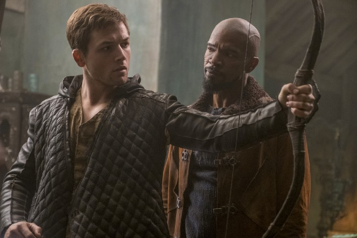 #RobinHoodMovie (image supplied)