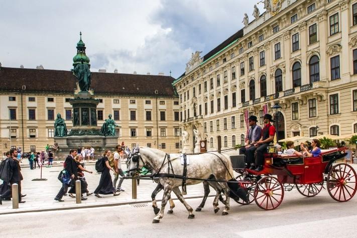 Vienna, Austria (image published via Pixabay)