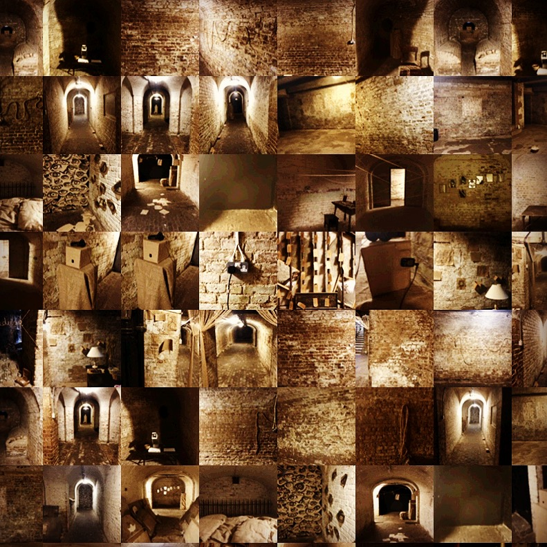 The Crypt Gallery (Image by Ash Kotak)