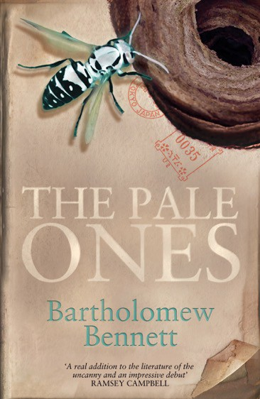 Cover art for The Pale Ones (image supplied)