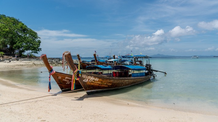 Phuket, Thailand (Pixabay)