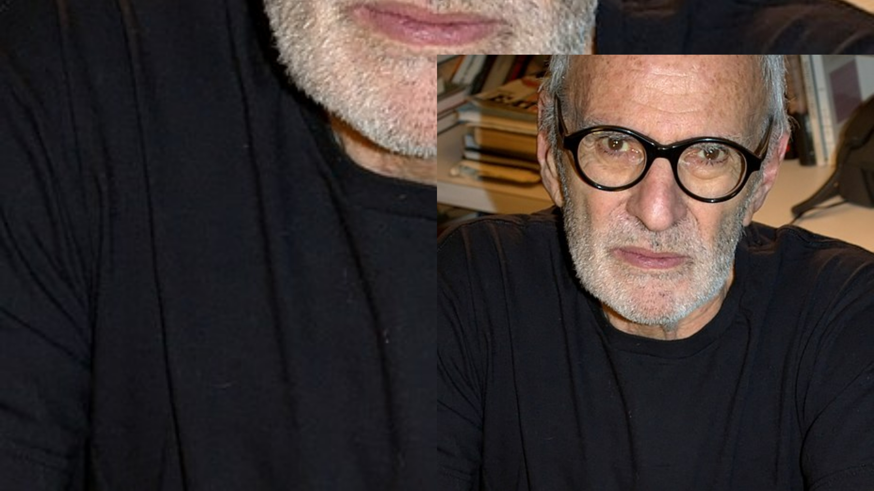 Larry Kramer (image published via Wikipedia)