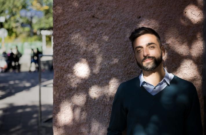 Sergio Guimaraes. Photo: Staffan Eliasson