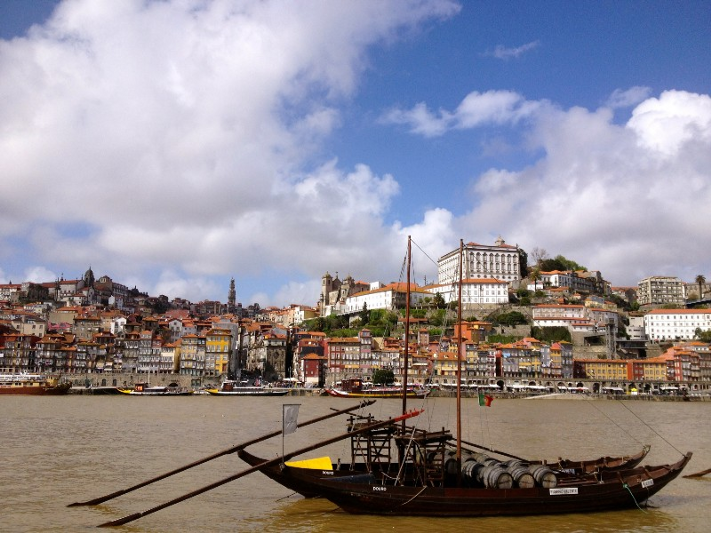 Porto, Portugal. Photo: Gareth Johnson