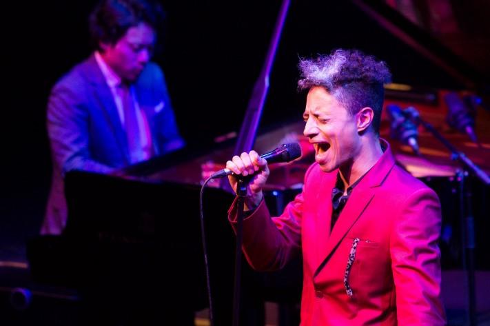 José James. Photo by Kevin Peterson, courtesy of Melbourne International Jazz Festival