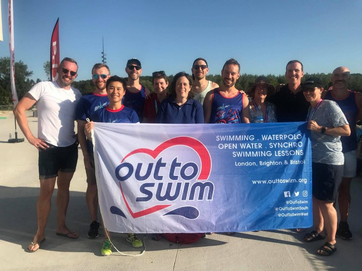 Out To Swim. Photo courtesy of Out To Swim.