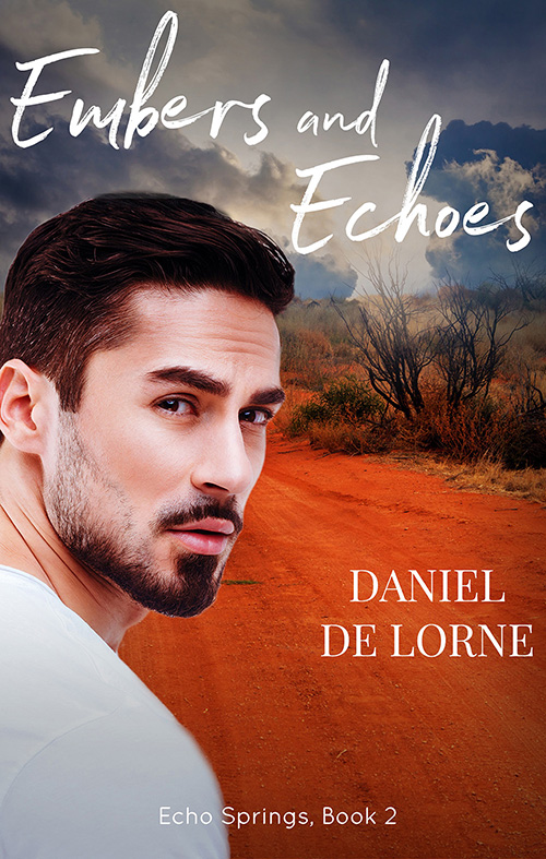 Embers and Echoes by Daniel de Lorne (image supplied)