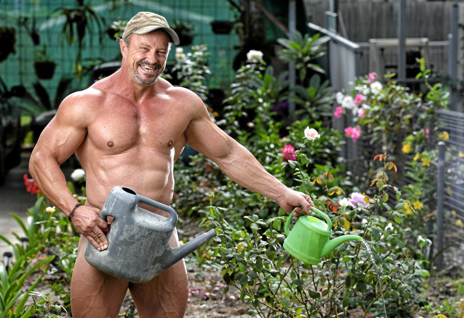 Pin on World Naked Gardening Day - May 2, 2020